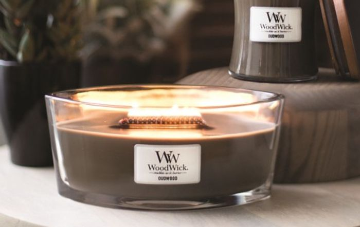 Yankee Candle | FREE WoodWick® Petite Candle with £30 Spend