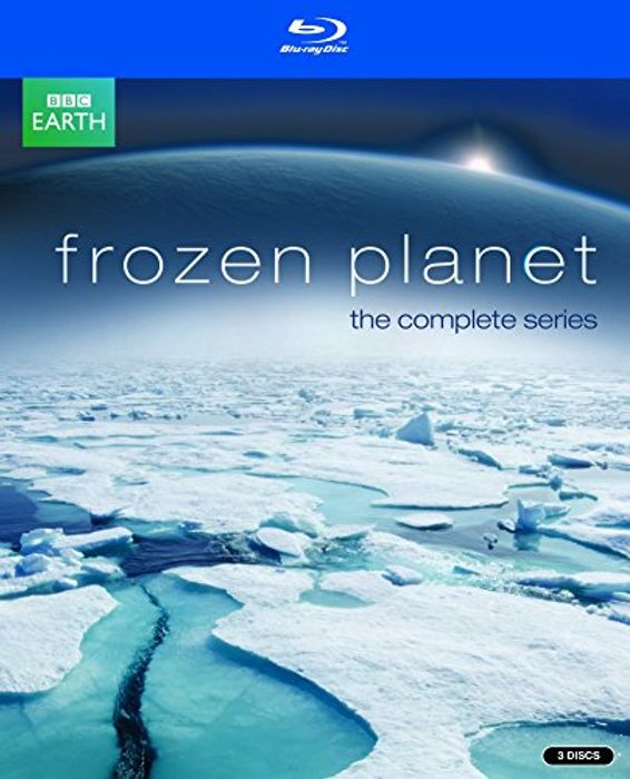 Frozen Planet - the Complete Series [Blu-Ray]