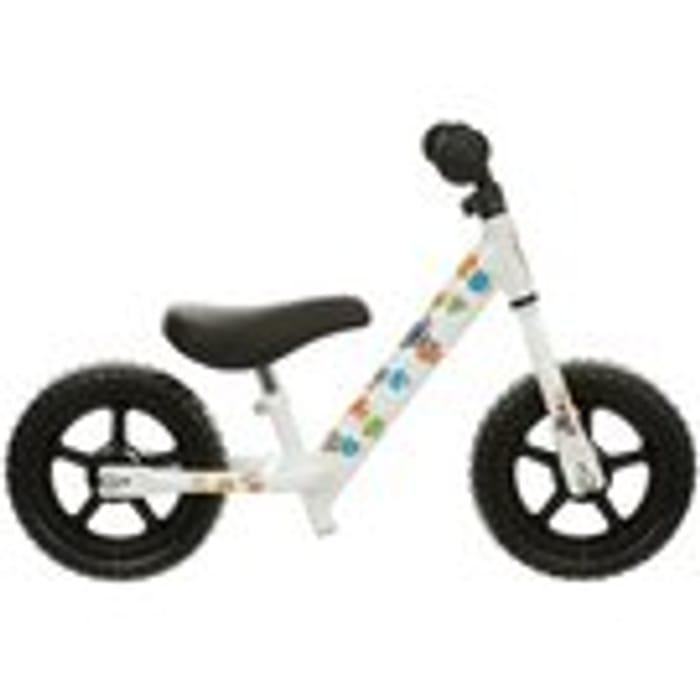 Indi Balance Bike - Now £24 + Free £10 Bike Accessory Voucher C+C at Halfords