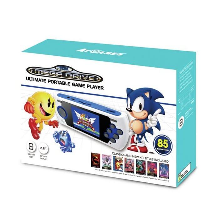 Bargain!! Sega Portable Games Console with 85 Games at ARGOS