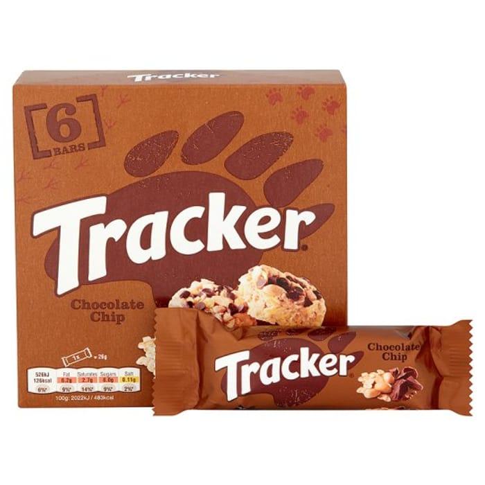 Half Price Tracker Chocolate Chip 6 Pack