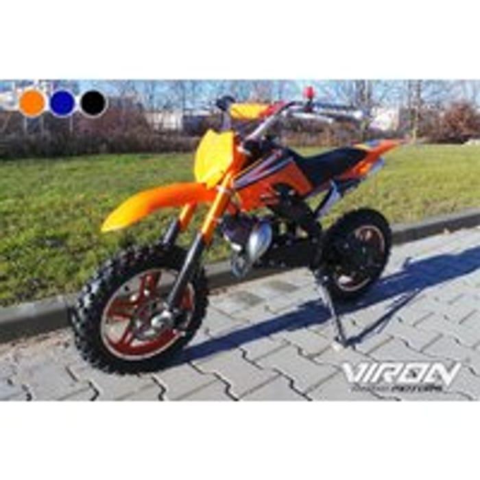 49cc 'Enduro' Dirt Bike - 3 Colours! ( Only 5 Left )
