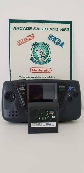 Win a Retro Gamegear with Alien 3 to Play It On