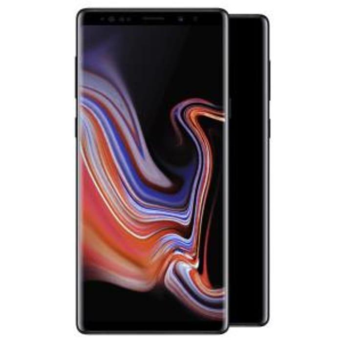Samsung Galaxy Note 9 6GB/128GB Dual Sim SIM FREE/ UNLOCKED - Black