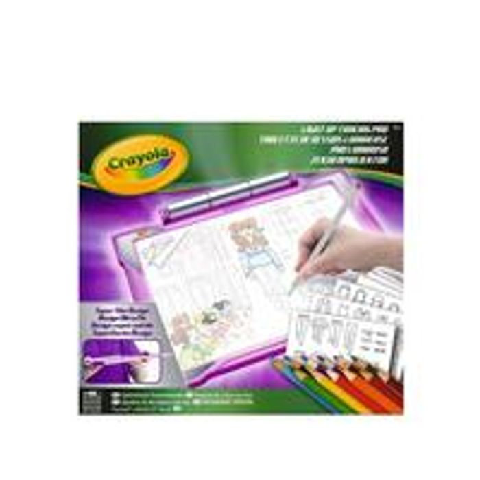 Crayola Light up Tracing Pad Assortment
