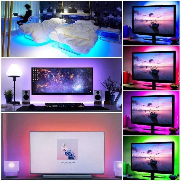 Colour Changing LED Strip Lights