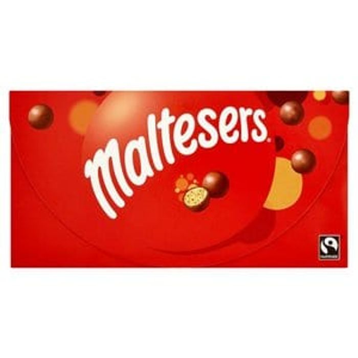 Maltesers Milk Chocolate Box Collection 360g