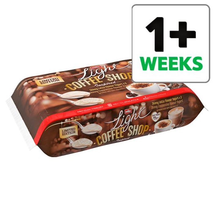 Half Price Muller Light Coffee Shop (Limited Edition)