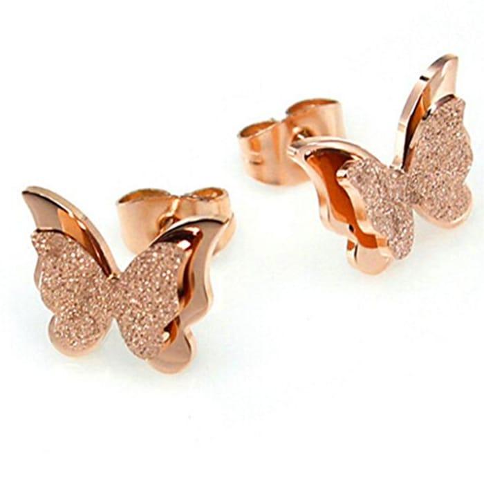 Bbutterfly Earrings