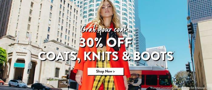 10% off Orders at Boohoo