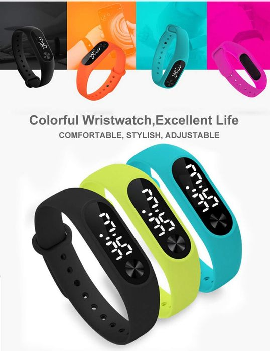 Running Digital Watch - Only £1.68!