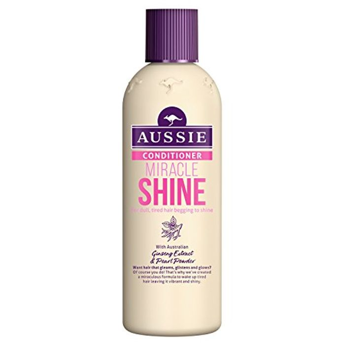 Aussie Miracle Shine Conditioner 250 Ml - Pack of 6
