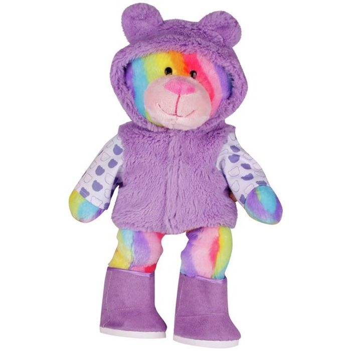 Chad Valley Designabear Teddy Gilet Outfit by Chad Valley from Argos.