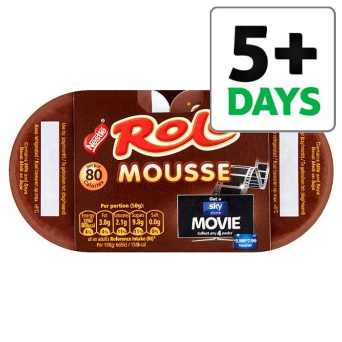 Half Price Rolo Mousse Dessert