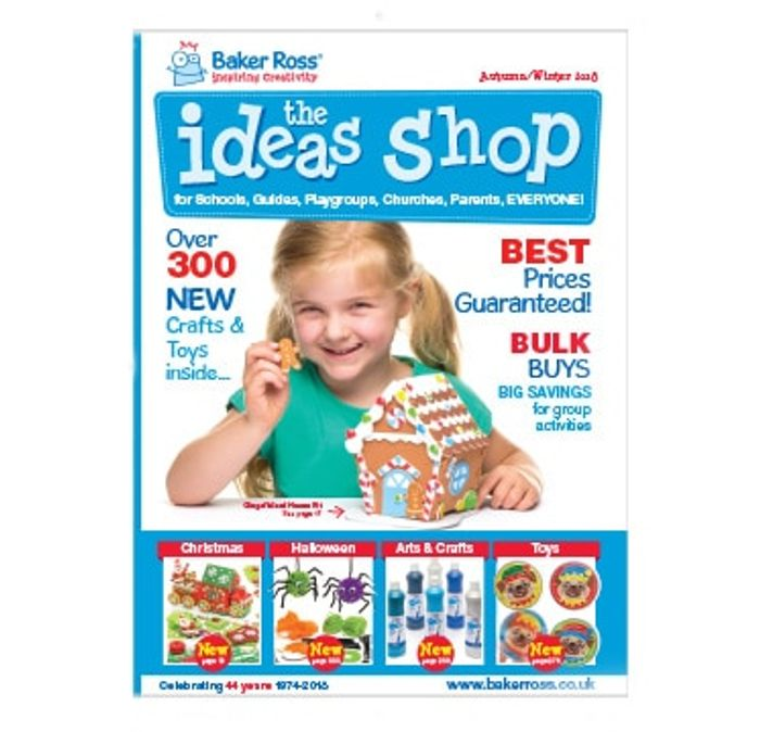 Free Catalogue from Baker Ross
