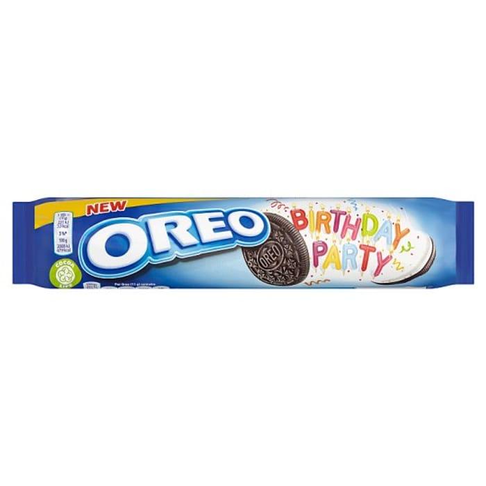 Half Price Oreo Birthday Party