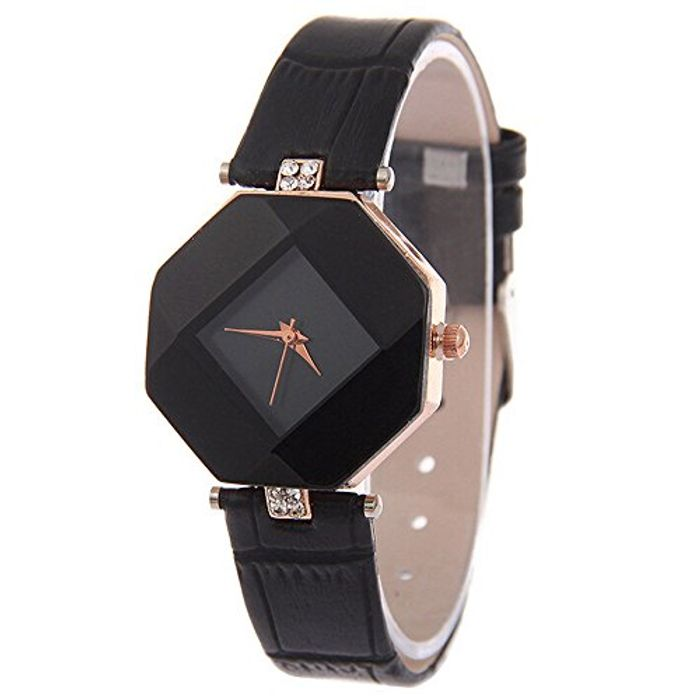 Womens Rhinestone Quartz Watches