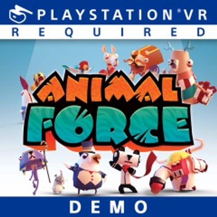 Animal Force PSVR Demo