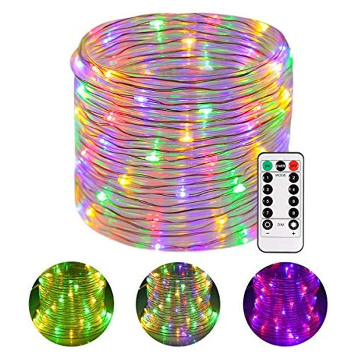 120 LED String Lights (50% Off)