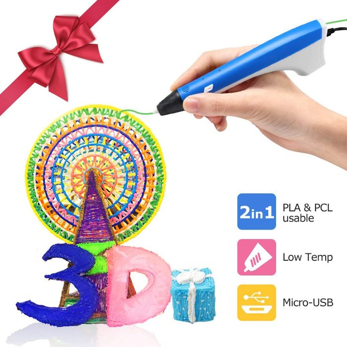 Up to 70% off 3D Printing Pen