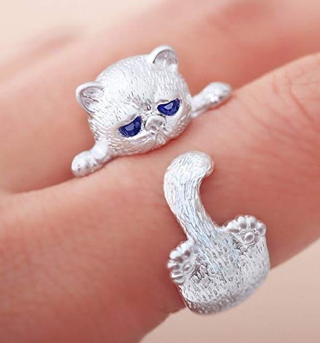 Yesiidor Cat Ring