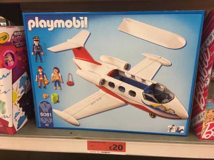 Half Price Playmobil