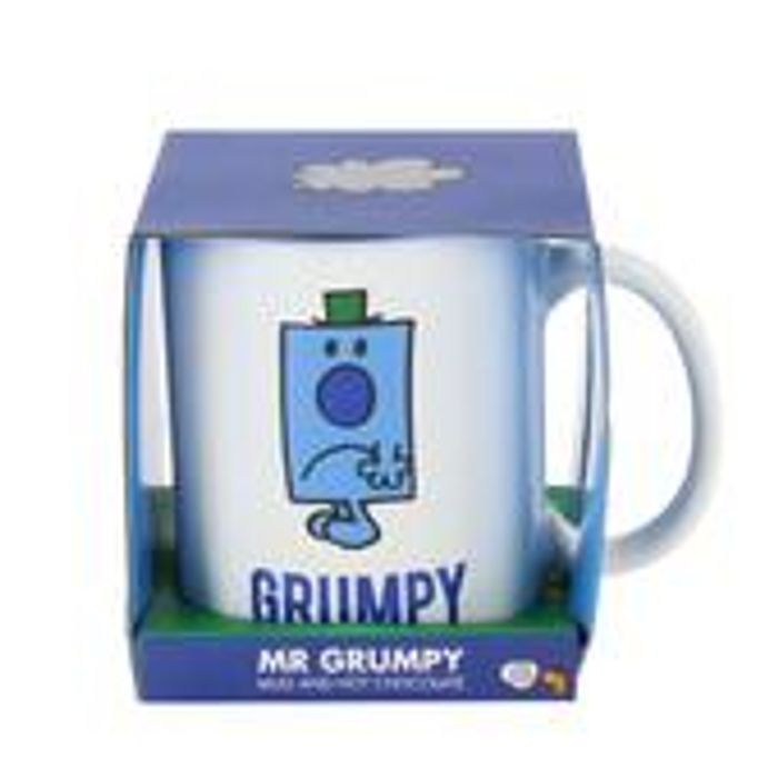 Morrisons - Mr Grumpy Mug