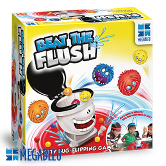 Beat the Flush Game