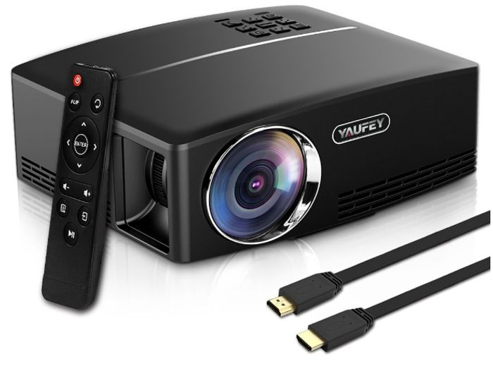 1080p Movie Projector - Only £32.99!