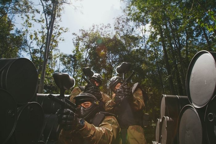 65% off Full Day Entry and Equipment plus 50 Paintballs