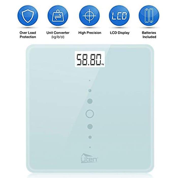 High Precision Digital Body Weighing Bathroom Scales