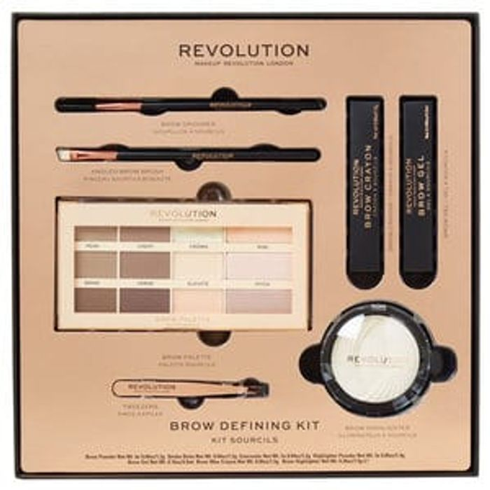 Revolution Eyebrow Defining Gift Set