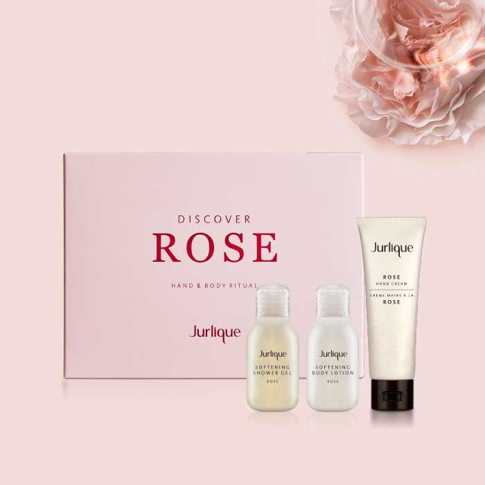 FREE Discover Rose Gift Set* with £60 Spend