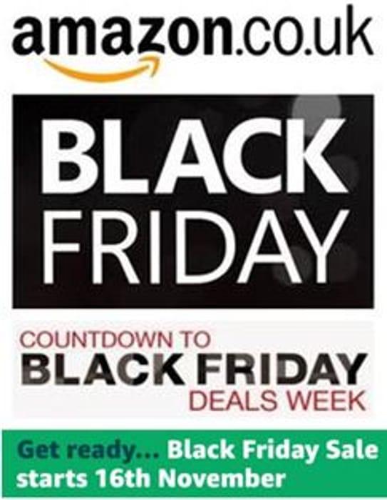 When Does Amazon UK Black Friday Sale 2018 Start? Black Friday Countdown Dates?
