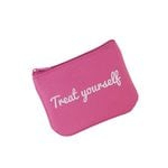 Free Coin Purse with Purchase of 3 Cosmetics