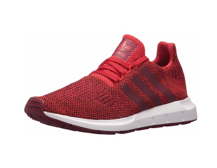 legación viceversa Recomendación  Adidas Originals Mens Swift Run Trainers Red Size 7.5, 8, 9, £36.99 at  MandM Direct | LatestDeals.co.uk