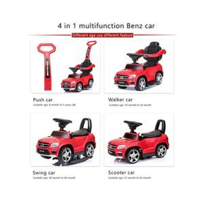 4in1 Mercedes Ride On Best Price