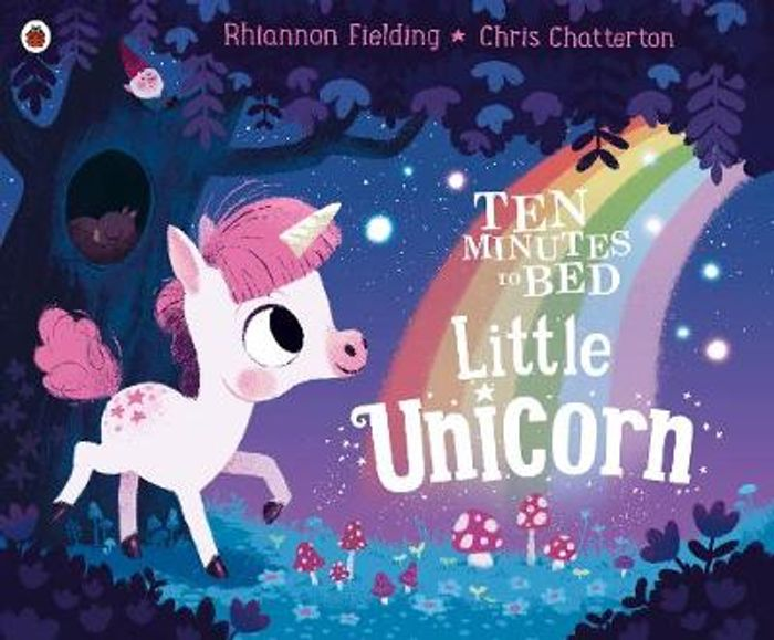 Ten Minutes to Bed: Little Unicorn (Paperback)