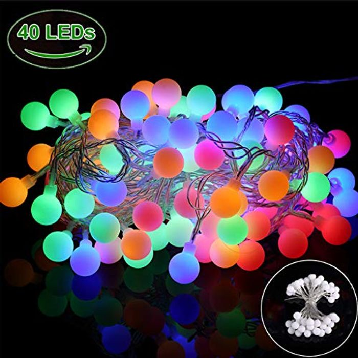 70% Off! Christmas Colorful Fairy Lights