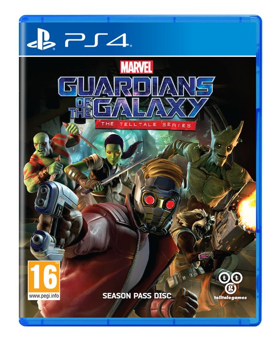 Guardians of the Galaxy: The Telltale Series PS4 £8.50 at Coolshop
