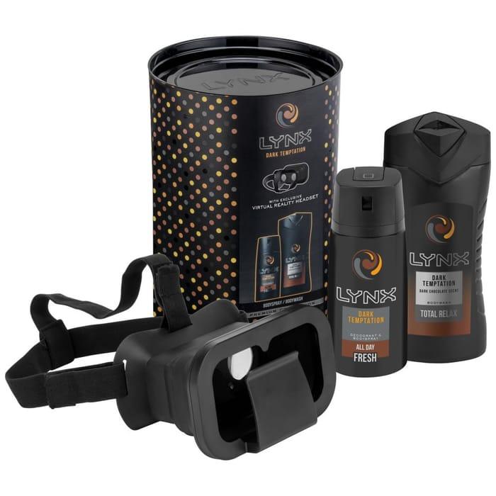 Lynx Dark Temptation Duo with VR Goggles