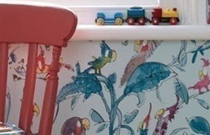 Free Children's Wallpaper Samples
