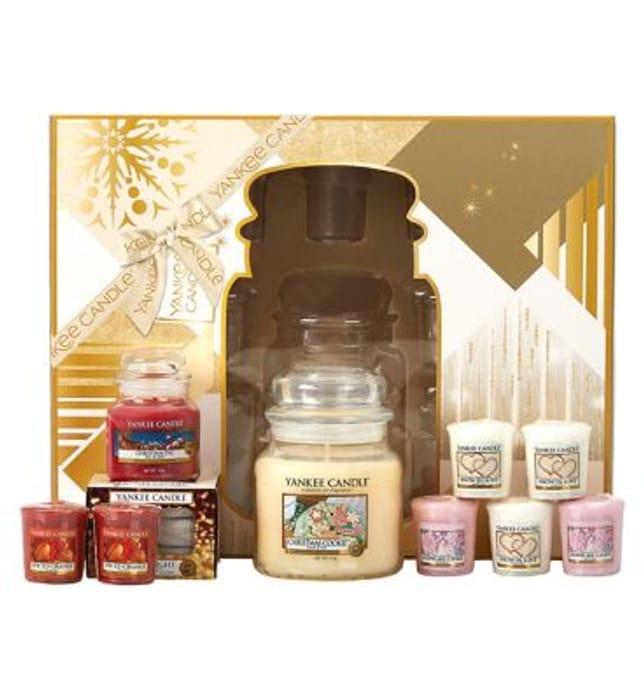 HALF PRICE - Yankee Candle Christmas Collection