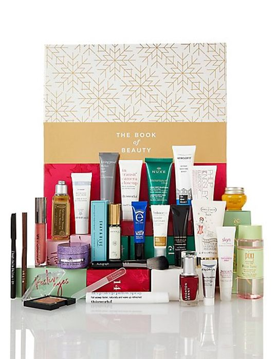 Marks and Spencer Beauty Advent Calendar