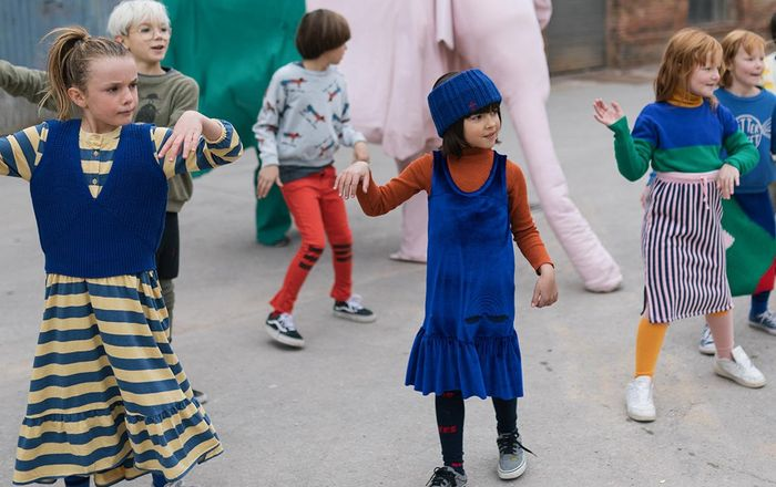 Kids Workshop in Liberty London