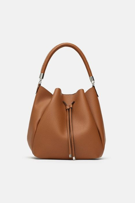 Zara Bucket Handbag