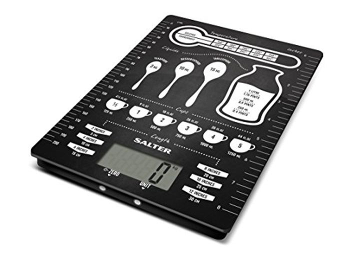 Salter Conversions Digital Kitchen Scales