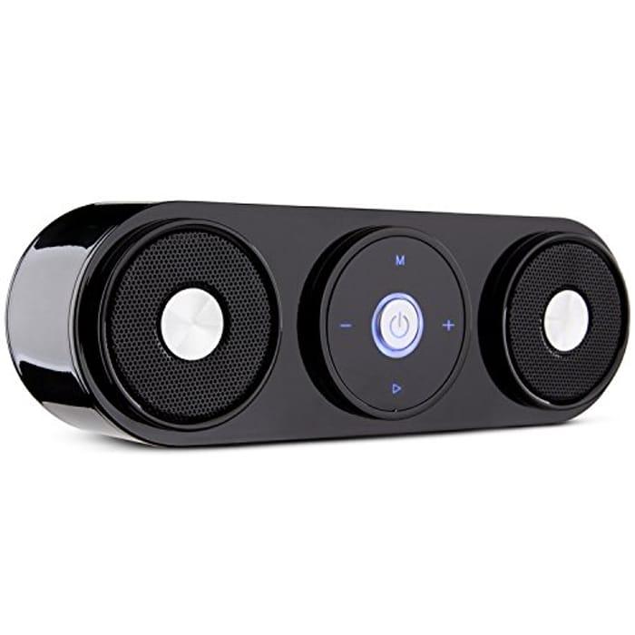 Black Friday-ZENBRE E3 Bluetooth Headphones with Enhanced Bass, Sweatproof