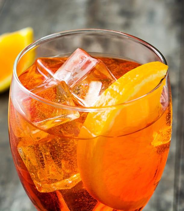 Free Aperol Spritz Cocktail
