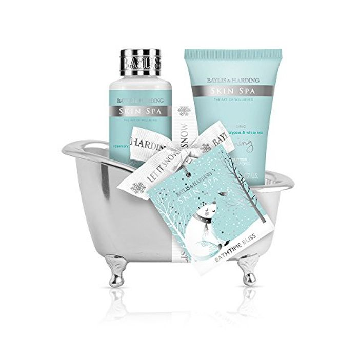 Baylis & Harding Skin Spa Bath Time Treats Gift Set